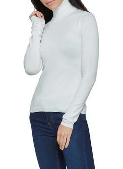 Long Sleeve Turtleneck Sweater | 3020054261463 - 3020054261463
