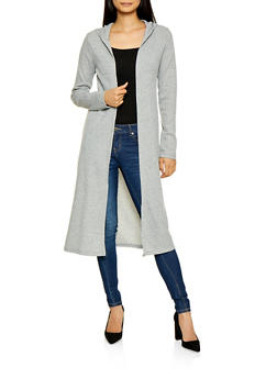 Hooded Thermal Duster - 3031038344197