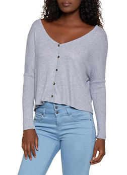 Button Detail Thermal Top - 3031054261712