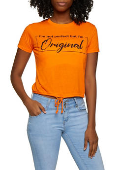 Im Not Perfect But Im Original Tee - 3032033873328