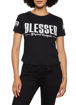 Blessed Beyond Measure Tee - 3032033875231
