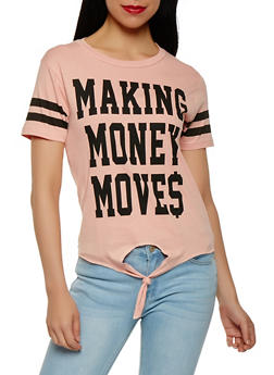 Making Money Moves Graphic Tee - 3032033878277