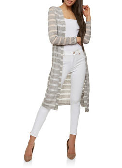 Striped Duster - 3033058750787