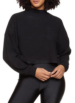 Brushed Knit Sweater - 3034051060230