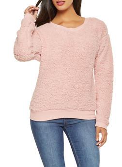 Sherpa Sweatshirt - 3034058751202