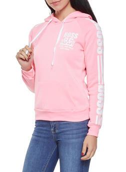 Boss Graphic Sweatshirt - 3036038343425