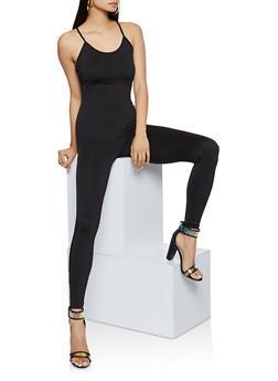 Stretch Cami Jumpsuit - 3045074280165