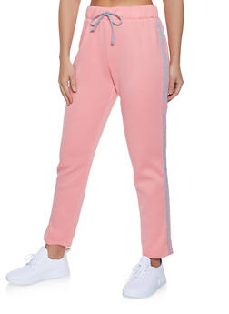 Varsity Stripe Sweatpants - 3056001441408
