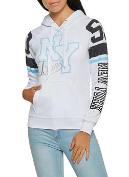 Boss Graphic Hooded Sweatshirt - 3056038347050