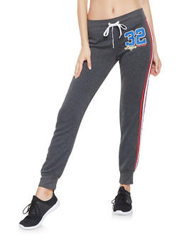 Brooklyn Graphic Sweatpants - 3056038347153