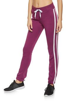 Varsity Stripe Sweatpants - 3056038347451