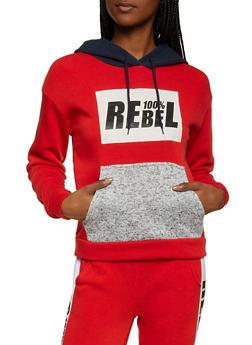 100 Percent Rebel Sweatshirt - 3056051061470