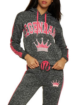 Legendary Knit Pullover Sweatshirt - 3056051061760