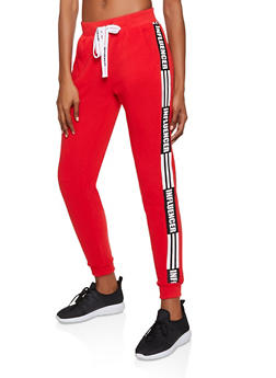 Influencer Graphic Joggers - 3056051061991