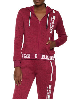Good Vibes Babe Sweatshirt - 3056051066960