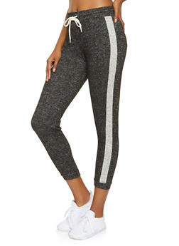 Brushed Knit Joggers - 3056054260552