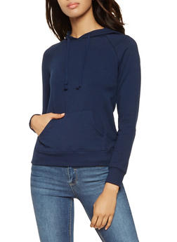 Long Sleeve Hooded Sweatshirt - 3056054260674