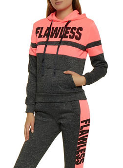 Flawless Hooded Sweatshirt - 3056063402770