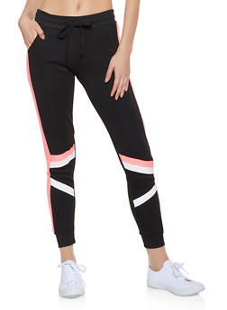 Two Stripe Joggers - 3056063404331