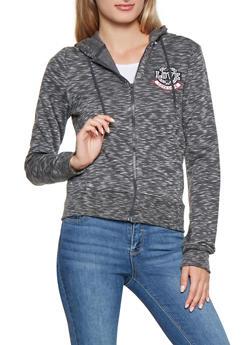 Marled Love Graphic Sweatshirt - 3056072292190