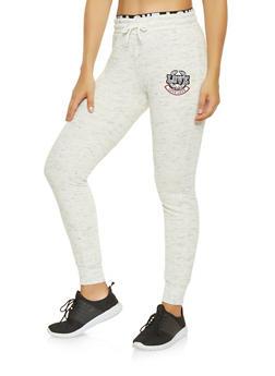 Marled Love Graphic Sweatpants - 3056072292191