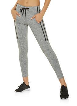 Side Stripe Sweatpants - 3056072292281