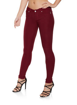 Hyperstretch Push Up Jeggings - 3061069691890