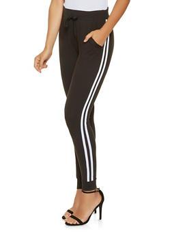 Varsity Stripe Joggers - 3061074641001