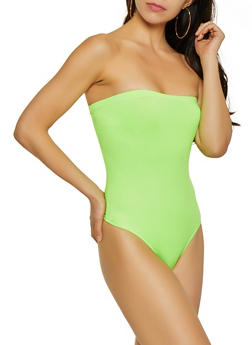 Tube Thong Bodysuit - 3064058752088