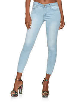 Almost Famous Push Up Skinny Jeans - 3074015990040