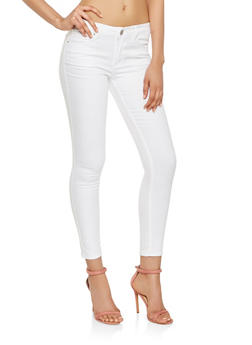 Almost Famous Basic Skinny Jeans - 3074015995111