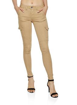 VIP Cargo Skinny Jeans - 3074065302280