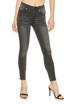 VIP Push Up Skinny Jeans - 3074065302833