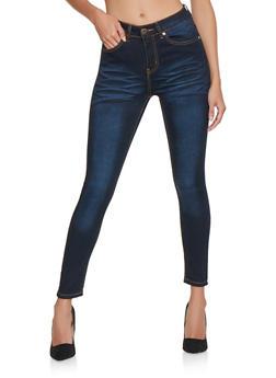 VIP Push Up Skinny Jeans - 3074065302834