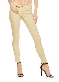 Push Up Khaki Pants - 3074065304155