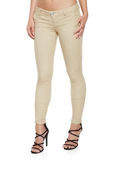 VIP Skinny Khaki Pants - 3074065305498
