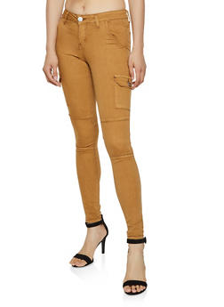 VIP Skinny Cargo Jeans - 3074065308084
