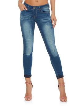 VIP Push Up Skinny Jeans - 3074065308390