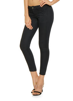 Solid Push Up Joggers - 3074065308447