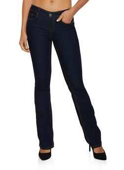 WAX Bootcut Jeans | 3074071610092 - 3074071610092