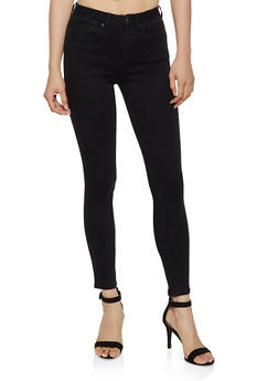 WAX Push Up Skinny Jeans - 3074071610165