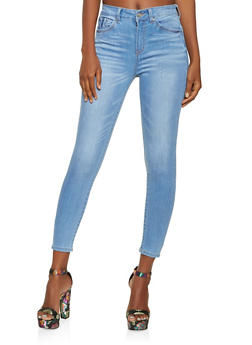 WAX High Waisted Push Up Jeans - 3074071610500