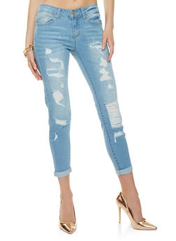 WAX Patch and Repair Jeans - 3074071611010