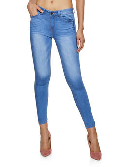 WAX Whiskered Skinny Jeans | 3074071612410 - 3074071612410