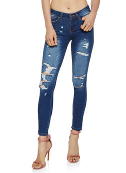 WAX Push Up Skinny Jeans | 3074071613900 - 3074071613900
