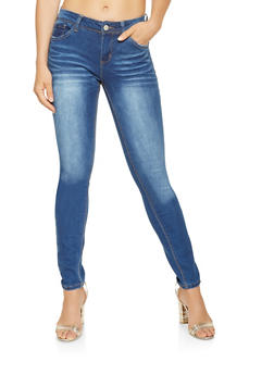 WAX Whisker Wash Jeans - 3074071619005