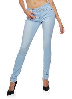 WAX Basic Skinny Jeans - 3074071619014