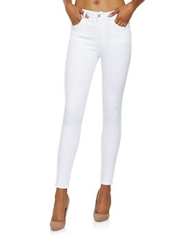 WAX High Waisted Push Up Jeans - 3074071619121