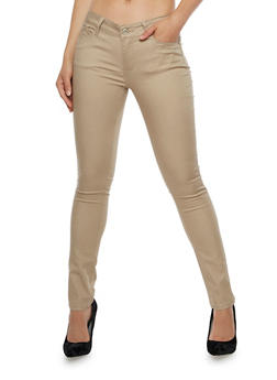 WAX Push Up Skinny Jeans - 3074071619311