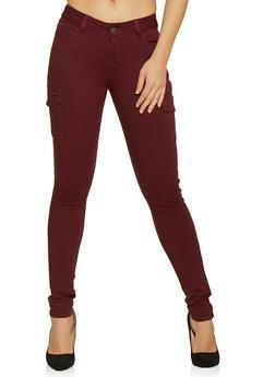 Twill Cargo Pants | 3074071619999 - 3074071619999